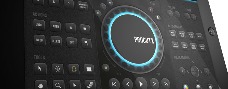 FCPX iPad app Final Cut Pro X ProCutX